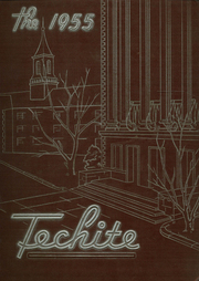 1955 Edition, McKinley Technical High School - Techite Yearbook (Washington, DC)