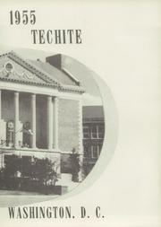 Page 7, 1955 Edition, McKinley Technical High School - Techite Yearbook (Washington, DC) online yearbook collection