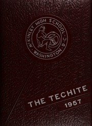 Page 1, 1957 Edition, McKinley Technical High School - Techite Yearbook (Washington, DC) online yearbook collection