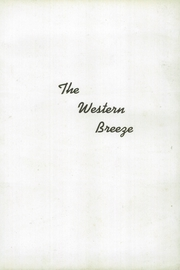 Page 150, 1946 Edition, Western High School - Westerner Yearbook (Washington, DC) online yearbook collection