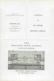 Page 157, 1946 Edition, Western High School - Westerner Yearbook (Washington, DC) online yearbook collection