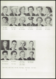 Page 13, 1947 Edition, Western High School - Westerner Yearbook (Washington, DC) online yearbook collection