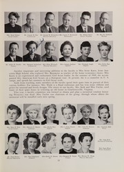 Page 15, 1952 Edition, Western High School - Westerner Yearbook (Washington, DC) online yearbook collection