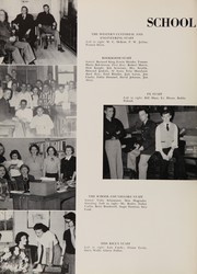 Page 16, 1952 Edition, Western High School - Westerner Yearbook (Washington, DC) online yearbook collection