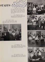Page 17, 1952 Edition, Western High School - Westerner Yearbook (Washington, DC) online yearbook collection
