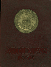 Page 1, 1945 Edition, Gonzaga High School - Aetonian Yearbook (Washington, DC) online yearbook collection