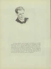 Page 12, 1945 Edition, Gonzaga High School - Aetonian Yearbook (Washington, DC) online yearbook collection