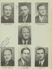 Page 17, 1945 Edition, Gonzaga High School - Aetonian Yearbook (Washington, DC) online yearbook collection