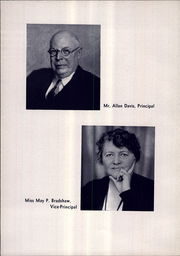 Page 12, 1936 Edition, Roosevelt High School - Rough Rider Yearbook (Washington, DC) online yearbook collection