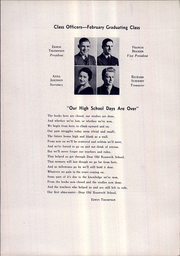 Page 16, 1936 Edition, Roosevelt High School - Rough Rider Yearbook (Washington, DC) online yearbook collection