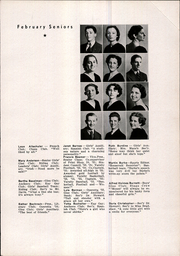 Page 17, 1936 Edition, Roosevelt High School - Rough Rider Yearbook (Washington, DC) online yearbook collection