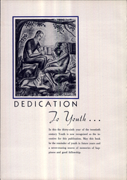 Page 8, 1936 Edition, Roosevelt High School - Rough Rider Yearbook (Washington, DC) online yearbook collection