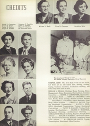 Page 10, 1952 Edition, Roosevelt High School - Rough Rider Yearbook (Washington, DC) online yearbook collection