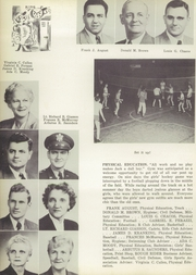 Page 14, 1952 Edition, Roosevelt High School - Rough Rider Yearbook (Washington, DC) online yearbook collection