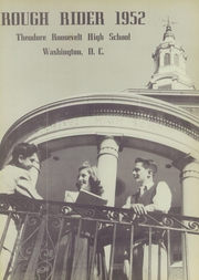 Page 5, 1952 Edition, Roosevelt High School - Rough Rider Yearbook (Washington, DC) online yearbook collection
