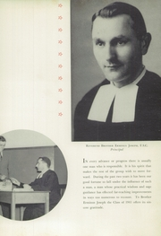 Page 15, 1941 Edition, St Johns College High School - Taps Yearbook (Washington, DC) online yearbook collection