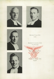 Page 16, 1941 Edition, St Johns College High School - Taps Yearbook (Washington, DC) online yearbook collection
