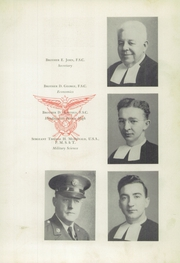 Page 17, 1941 Edition, St Johns College High School - Taps Yearbook (Washington, DC) online yearbook collection