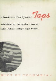 Page 7, 1941 Edition, St Johns College High School - Taps Yearbook (Washington, DC) online yearbook collection
