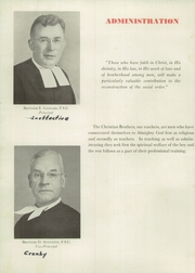 Page 12, 1944 Edition, St Johns College High School - Taps Yearbook (Washington, DC) online yearbook collection