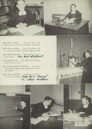Page 15, 1944 Edition, St Johns College High School - Taps Yearbook (Washington, DC) online yearbook collection