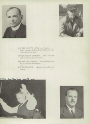 Page 17, 1944 Edition, St Johns College High School - Taps Yearbook (Washington, DC) online yearbook collection