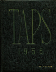 St Johns College High School - Taps Yearbook (Washington, DC) online yearbook collection, 1956 Edition, Page 1