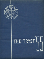 1955 Edition, Notre Dame Academy - Tryst Yearbook (Washington, DC)