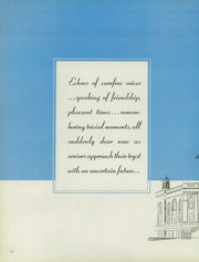 Page 14, 1955 Edition, Notre Dame Academy - Tryst Yearbook (Washington, DC) online yearbook collection