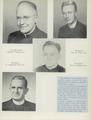 Page 9, 1955 Edition, Notre Dame Academy - Tryst Yearbook (Washington, DC) online yearbook collection