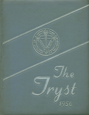 1956 Edition, Notre Dame Academy - Tryst Yearbook (Washington, DC)