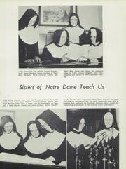 Page 11, 1957 Edition, Notre Dame Academy - Tryst Yearbook (Washington, DC) online yearbook collection