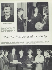 Page 13, 1957 Edition, Notre Dame Academy - Tryst Yearbook (Washington, DC) online yearbook collection