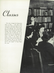 Page 14, 1957 Edition, Notre Dame Academy - Tryst Yearbook (Washington, DC) online yearbook collection