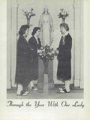 Page 5, 1957 Edition, Notre Dame Academy - Tryst Yearbook (Washington, DC) online yearbook collection