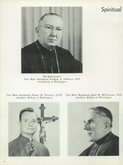 Page 8, 1957 Edition, Notre Dame Academy - Tryst Yearbook (Washington, DC) online yearbook collection