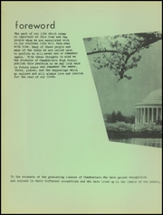Page 8, 1952 Edition, Chamberlain Vocational High School - Volt Yearbook (Washington, DC) online yearbook collection