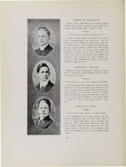 Page 58, 1912 Edition, Central High School - Brecky Yearbook (Washington, DC) online yearbook collection