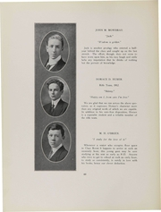 Page 64, 1912 Edition, Central High School - Brecky Yearbook (Washington, DC) online yearbook collection