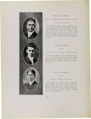 Page 70, 1912 Edition, Central High School - Brecky Yearbook (Washington, DC) online yearbook collection