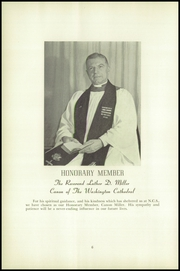 Page 10, 1953 Edition, National Cathedral School - Mitre Yearbook (Washington, DC) online yearbook collection