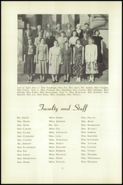 Page 12, 1953 Edition, National Cathedral School - Mitre Yearbook (Washington, DC) online yearbook collection