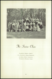 Page 14, 1953 Edition, National Cathedral School - Mitre Yearbook (Washington, DC) online yearbook collection