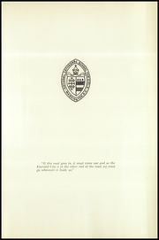 Page 5, 1953 Edition, National Cathedral School - Mitre Yearbook (Washington, DC) online yearbook collection