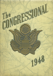 1948 Edition, Capitol Page School - Congressional Yearbook (Washington, DC)