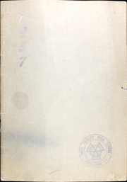1957 Edition, Holy Trinity High School - Trinimems Yearbook (Washington, DC)