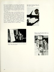 Catholic University of America - Cardinal Yearbook (Washington, DC) online yearbook collection, 1958 Edition, Page 107