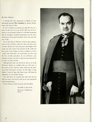 Page 15, 1958 Edition, Catholic University of America - Cardinal Yearbook (Washington, DC) online yearbook collection