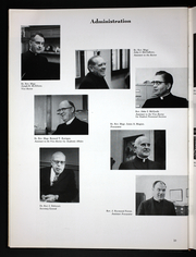 Page 12, 1960 Edition, Catholic University of America - Cardinal Yearbook (Washington, DC) online yearbook collection