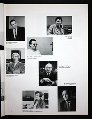 Page 13, 1960 Edition, Catholic University of America - Cardinal Yearbook (Washington, DC) online yearbook collection